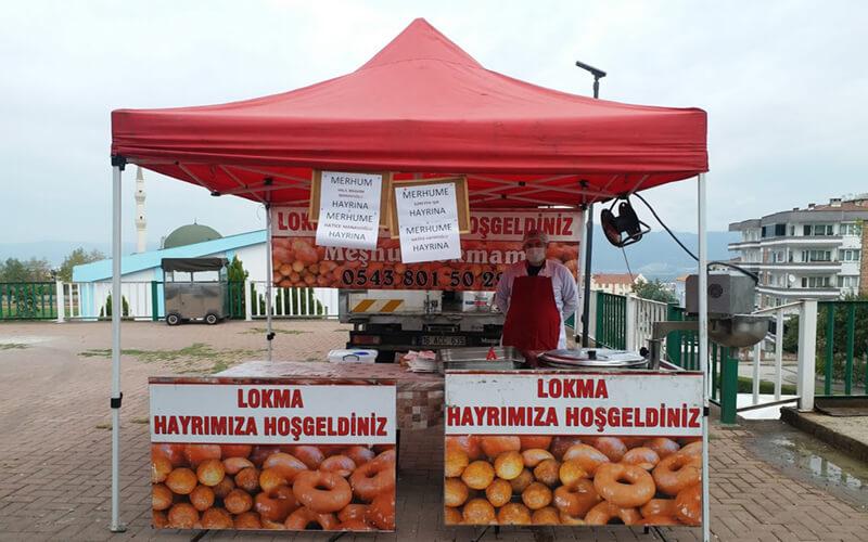 Bursa Lokma - Tatlı Lokma - Tuzlu Lokma