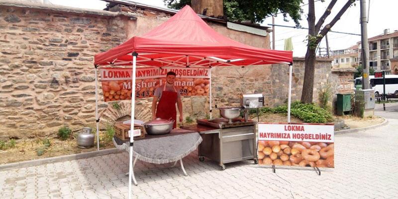 Bursa Lokma - Bursa Lokma Döktürme - Bursa Hayır Lokma