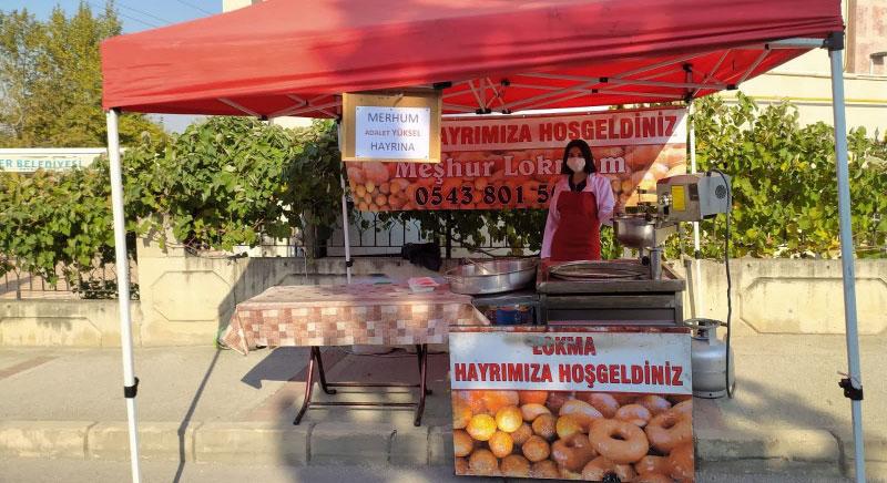 Bursa Lokma Dökme